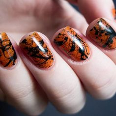 A Visual Guide To Different Types Of Nail Art Designs