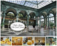 The Opulent Flagler Museum & Afternoon Tea
