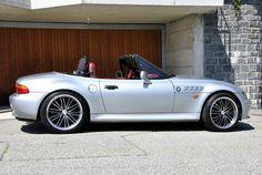 BMW Z3 Silver