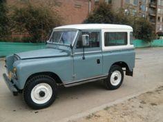 Llantas 6.50 Land rover santana Land Rover Santana, Van, Vehicles, Autos, United Kingdom, Car, Vans, Vehicle, Vans Outfit