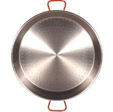 80cm Paella Pan Aluminium Lid Dependable 24cm Uk Stock With A Long Standing Reputation Original Spanish Product