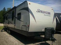 2016 New Keystone Sprinter RVs Campfire Edition 27RL Travel Trailer in Wisconsin WI.Recreational Vehicle, rv,
