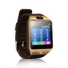 Yuntab bluetooth watch 30 megapixel camera support video record and radio 64 bit ringtone 128M+64M storage, Rose Gold   reference size 56*38.5*12.5H mm environmental protection yes main screen 1.54 inches FQVGA 240*240 pixel vibration support standby time 100 hours call time