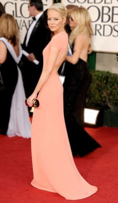 Vogue Daily — Calvin Klein Collection The 68th Annual Golden Globe Awards January 16, 2011