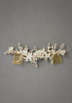 Marion headpiece in gold 1