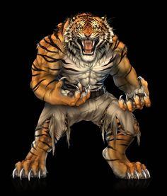 collab_commission__argent_fatalis__by_rogueliger . Were Tiger Big Cats Art, Furry Art, Cat Art, Fantasy Kunst, Fantasy Art, Bastet, Tiger Artwork, Tiger Drawing, Lion Wallpaper