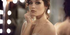 Gemma Arterton Brunette Curls