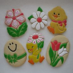 Spring Cookies     ClassicCookies by Parr