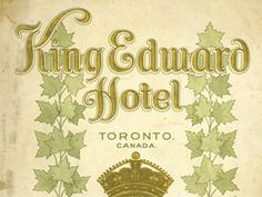 The storied and elegant King Edward Hotel was a magnet for Hollywood stars and a discreet queer clientele. In the 1950s and 60s, the fashionable set of lesbians and gay men – passing as straight couples – would enter the mezzanine floor and go their separate ways.