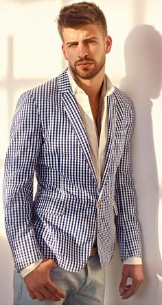 Love this Jacket for a Casual/Beach Wedding | Men's Fashion | Menswear | Men's Outfit | Spring/Summer | Shop at designerclothingfans.com
