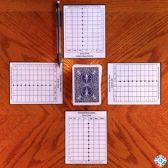 It's easy to setup this fun decimal place value game.