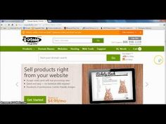 Branding yourself with your own domain is a great idea for your business. Here is a video I have made on getting a domain from godaddy.com for 99 cents and how to forward that domain to your website,  S