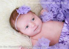 Lavender Shabby Flower Headband - Photo Prop Baby Toddler Child Girls Headband Flower Girl Etsy Weddings by bellasboutiquebyabby on Etsy