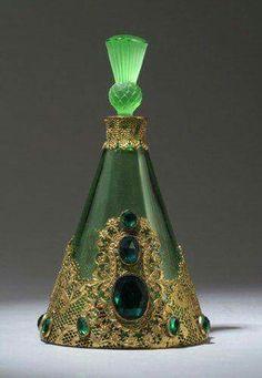 Perfume bottle, 1920s.