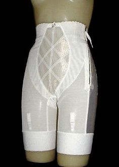 Image result for sarong girdle Vintage Girdle, Girdles, Slippers, Dance Shoes, Image, Fashion, Bodice, Hang In There, Dancing Shoes