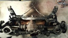 300zx rear end, subframe