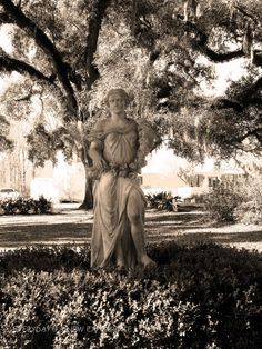 Myrtles Plantation - Louisiana  One of the most prolific places of ghost lore in my youth