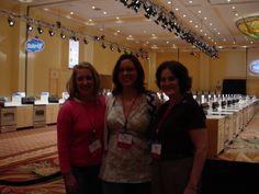 Jenny Flake, Sita Williams and me