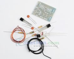 DIY Kit Mobile Phone Signal Flash Light Radiation Power  http://www.icstation.com/product_info.php?products_id=2717