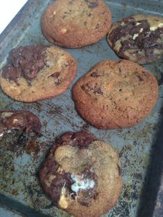 Easy Homemade Millie's Cookies in just TWENTY minutes - NO CHILLING or waiting!