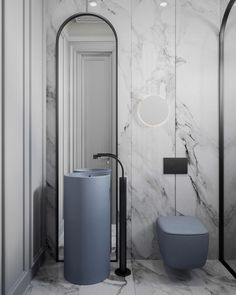 10 of the Most Exciting Bathroom Design Trends for 2019 - AVR. - 10 of the Most Exciting Bathroom Design Trends for 2019 Emily Henderson bathroom trends 2019 … Ada Bathroom, Bathroom Toilets, Small Bathroom, Bathroom Modern, Bathroom Marble, Bathroom Grey, Bathroom Vanities, Bathroom Mirrors, Bathroom Cabinets