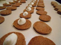 ginger cream cookies with vanilla filling | ... Adventures: Ginger-Spice Sandwich Cookies with Lemon Cream Filling