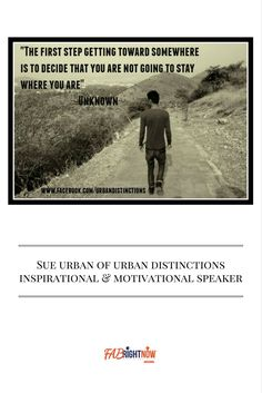 Urban Distinctions, Learning Life One Day At A Time