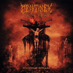 "World Of Metal: Centinex revelam capa do novo álbum ""Doomsday Rituals"""