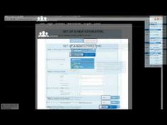 How to setup a web conference with Ezymeetz Web Conferencing, Online Web, Video Tutorials, Conference, Learning, Youtube, Studying, Teaching, Youtubers