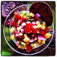 Pineapple Pico de Gallo Recipe