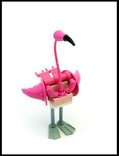 Flamingo by Littlehaulic