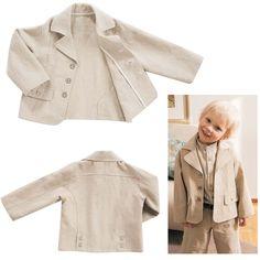 boys jacket pattern