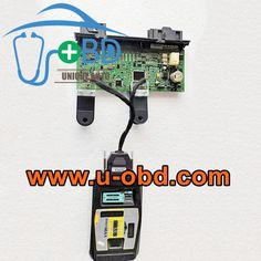 a Safe and fast way to read BMW and with out soldering wire. Car Ecu, Electronic Control Unit, Automotive Locksmith, Pcb Board, Home Repair, Programming, Coding, Bmw, Soldering