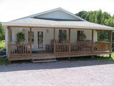 Weaveru0027s Amish Furniture Shop I Think I Would Love A House That Looks Like  This.