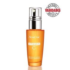 AVitamin C Brightening Serum contains a high concentration of 10% pure Vitamin C, which protects skin from sun, pollution and other aggressors. Helps skin look smoother and clearer and even toned; Enhances skin clarity and resiliency; Visibly improves skin's imperfections; Oil-free & Dermatologist tested. Regular $30  On Sale in Campaign 23, 2016 Buy 1 Get 1 for $5.  Shop my e-store now at http:youravon.com/jmagallanes #ANEW #VitaminC #Antiaging #Serum #Avon