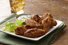 At Spice Islands, we search the world to bring you the most flavorful spices, herbs, extracts and seasoning blends. Beau Monde Recipe, Baked Buffalo Wings, Island Food, Wing Recipes, Yummy Eats, Appetizers For Party, Holiday Recipes, Islands, Cooking Recipes
