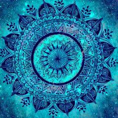 Mandala tattoos:Mandalas are circle pattern that are used in religious ceremonie. Mandala tattoos are geometric illustration of spiritual beliefs. Mandala Art, Mandalas Drawing, Mandala Tattoo, Mandala Pattern, Lotus Mandala, Zentangles, Lotus Flower, Watercolor Mandala, Spiral Pattern