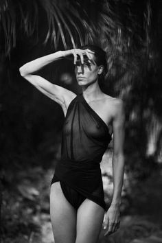 "Saatchi Art Artist Clinton Lubbe; Outdoor Nude Photography, ""Elizabeth on set I"" #art"