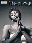 Best of Nina Simone – Original Keys for Singers, Vocal Piano
