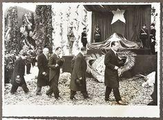 Büyük Başbuğ Atatürk'ün İstanbul ve Ankara'daki Cenaze Töreni Fotoğrafları 16. Bölüm