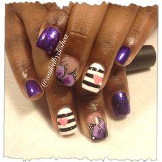 fairy nailart #naildesigns