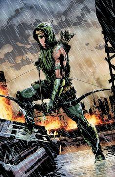 Green Arrow New 52
