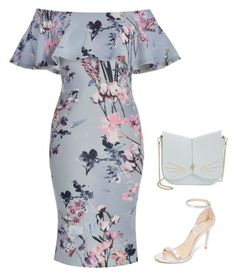 """""""Sem título #2211"""" by lindsay-woods on Polyvore featuring moda, Rachel Zoe e Ted Baker"""