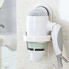 ABS Prateleira Secador de cabelo simples e conveniente – BRL R$ 35,26