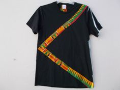 African Print T shirt Tribal Print shirt African Print by Shipella
