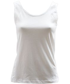 Mixed Top white Kollektion Damen Tops