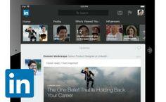 LinkedIn App - http://gadgetzinc.com/linkein-unveils-intro-of-new-ipad-app/