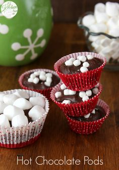 Hot Chocolate Pods