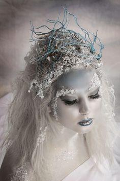 photography snow eyes queen - Google zoeken