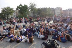 Happening in Paris...